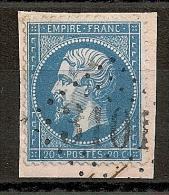 GC 3101 REIGNIER Haute Savoie. - 1862 Napoleon III