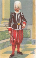 Vatican - Sergente Della Guardia Svizzera Pontificia - Edition E. Richter - Carte Précurseur Non Circulée - Vatican
