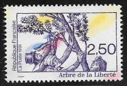 N° 2701  FRANCE  - OBLITERE  -  ARBRE DE LA LIBERTE  -  1991 - Frankreich