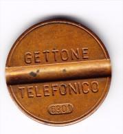 Italy Gettone  Telephone Token - Noodgeld