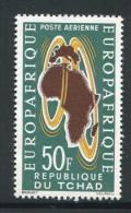 Tchad Poste Aérienne Y&T N°11 Neuf Sans Charnière ** - Ciad (1960-...)