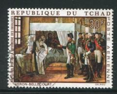 Tchad Poste Aérienne Y&T N°61 Oblitéré - Napoleon