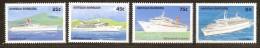Antigua & Barbuda 1989 Yvertn° 1154-57 *** MNH Cote 8,20 Euro Bateaux Schepen Ships - Antigua Et Barbuda (1981-...)