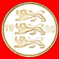 ★LIONS: Estonia (ex. The USSR) ★ 20 CENTS 1996!  LOW START ★ NO RESERVE! - Estonie