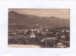 J.  J.  3295   La  Tour  De  Trême  Et  Gruyères - FR Fribourg