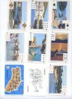 BARAJA DE POKER TURISTICA DE MENORCA - Barajas De Naipe