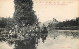 LAMALOU LES BAINS CONCOURS DE PECHE BORDS DE L'ORB - Lamalou Les Bains