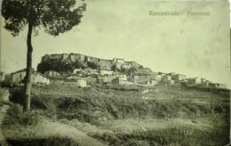 Roccastrada (Grosseto) -Panorama - Non Viaggiata - Grosseto