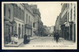 Cpa Du 22 Guingamp -- Rue Des Ponts St Michel    NOV15 28 - Guingamp