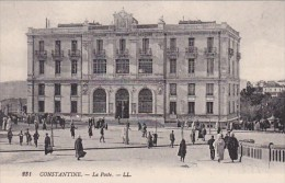 Algeria Constantine La Poste The Post Office - Constantine