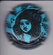 PLACA DE CAVA NITUS DE UNA MUJER-WOMAN (CAPSULE) - Mousseux