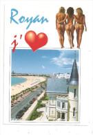 Pin-Ups- Royan- Femmes Nues (A.9824) - Pin-Ups