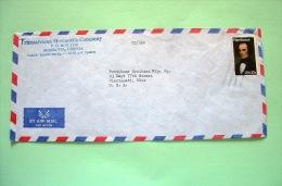 USA 1983 Liberia Cover To USA - Hawthorne - Etats-Unis