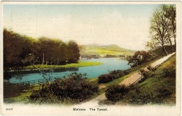 Melrose - The River Tweed, Scotland Borders, UK - Other