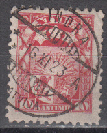 Latvia    Scott No.  118   Used   Year   1923 - Lettland