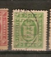 Denmark 1875-1902  (7) - Port Dû (Taxe)