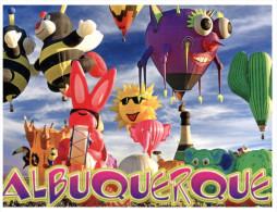(652) USA - Albuquerque Balloon Festival - Hot Air Balloon - Fesselballons