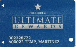 Stratosphere & Arizona Charles Casino Ultimate Rewards Slot Card - 8th Issue Preferred / Tiny LV / Temp - Casino Cards