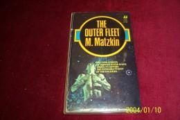 M MATZKIN  °  THE OUTER FLEET - Livres, BD, Revues