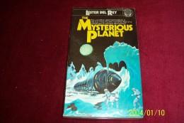 LESTER DEL REY  °  THE MYSTERIOUS PLANET - Livres, BD, Revues