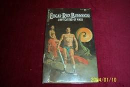 EDGAR RICE BURROUGHS  °  JOHN CARTER OF MARS - Livres, BD, Revues