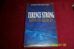 TERTENCE STRONG  °  SONS OF HEAVEN - Livres, BD, Revues