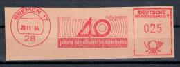 Germany Deutschland 1964 Radio Bremen - Sin Clasificación
