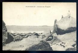 Cpa Du 29  Rochers Du Porsguen     DEC15 07 - Plouescat