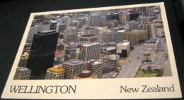 New Zealand Wellington Capital City Landscape Collection - Used - Nuova Zelanda