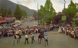 The Hanging Jackson  Wyoming - Etats-Unis