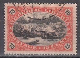 Liberia   Scott No. 191    Used    Year 1921 - Liberia