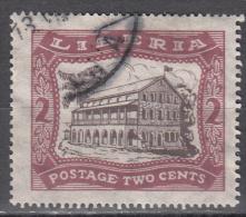 Liberia   Scott No. 215    Used    Year 1923 - Liberia