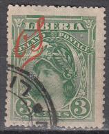Liberia   Scott No. 043     Used     Year 1903 - Liberia
