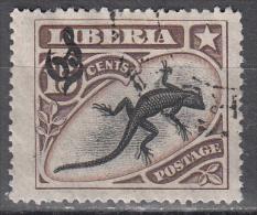 Liberia   Scott No. 050     Used     Year 1906 - Liberia