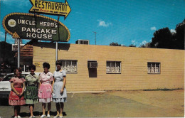 Manitou Springs, Colorado - On Highway 24 Et 26 Manitou Ave. - Pancake House Uncle Herb's - Etats-Unis