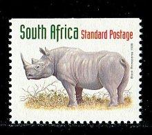 (cl. 3 - P.50) Afrique Du Sud ** N° 995 (ref. Michel Au Dos) - Rhinocéros Noir - - Afrique Du Sud (1961-...)