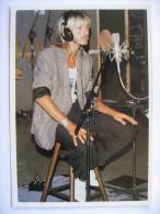 RENAUD - Années 80s - Encore Merci - Photo David Sechan -Carte 3615 ZIKMU - Musique Et Musiciens
