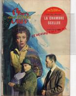 STAR CINE COSMOS - CINEMA ROMAN - LA CHAMBRE SCELLEE - N° 46- 1963- LANCEMENT MISSILE ATLAS INTERCONTINENTAL - Magazines Et Périodiques