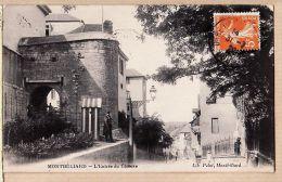 X25012 Edit Librairie PELOT - Doubs MONTBELIARD Entrée Chateau31.07.1922 à GUILLON Couptrain Mayenne - Montbéliard
