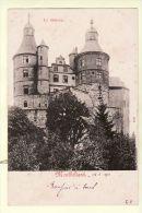 X25032 Doubs MONTBELIARD Le Chateau  Postée 15.06.1901 à OHL Varenne St Hilaire ¤ ? N°9258 - Montbéliard
