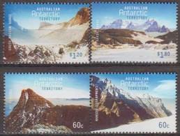 Antarctic.Australisch Antarctic Territory.2013.Mountains.MNH.22241 - Australisch Antarctisch Territorium (AAT)