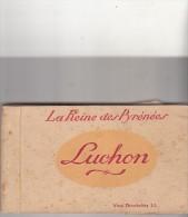 31 - Carnet De LUCHON - France