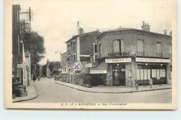 ASNIERES - Rue Parmentier. - Asnieres Sur Seine
