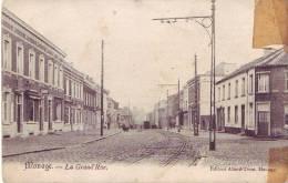 MANAGE = La Grand'Rue  (vierge) (1 Pli En Haut) - Manage