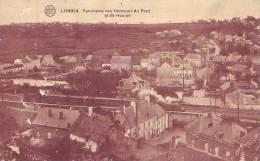 LOBBES = Panorama Des Hameaux Du Pont Et De Heulen  (Albert) 1915 - Lobbes