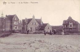 LA PANNE = In De Klokke - Panorama  (edit. Star + De Graeve  N° 1605) Vierge - De Panne