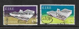 Ireland Scott 194-95 World´s Fair Used VF  CV $ 6.25 - 1949-... Republic Of Ireland