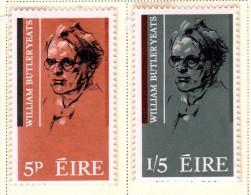 Ireland Scott  200-01 Yates  Mint NH VF  CV $ 6.75 - 1949-... Republic Of Ireland