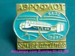 "Soviet Helicopter ""KA-32"" / Soviet Badge 01-03_1128_09 - Luchtballons"