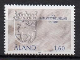 Aland - 1993 - Yvert N° 65 ** - Aland